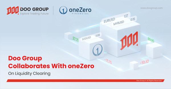 Doo Group 与 oneZero 合作,提供优质的流动性接入与清算服务