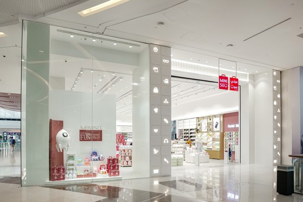 MINISO Opens New Flagship Store in One of the World's Largest Shopping Malls in UAE