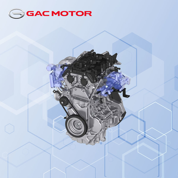 GAC's First Zero-Emissions Engine | GO AND CHANGE New Energies