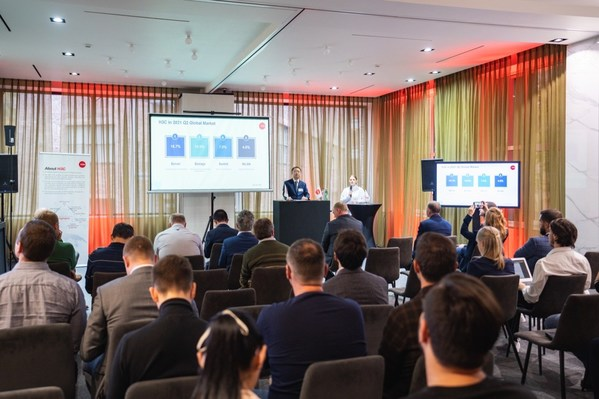 H3C Technologies Kicked off Digital Tour 2021 in Russia, Presenting New AD-NET 6.0 Solution