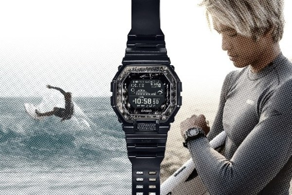 Casio phát hành đồng hồ G-SHOCK Kanoa Igarashi Signature phiên bản thứ hai