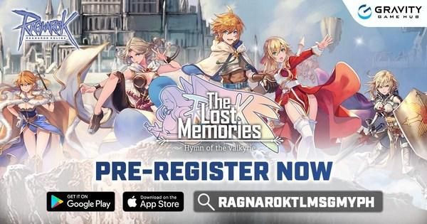 Panggilan Semua Wira untuk Mulakan Pengembaraan Ragnarok: The Lost Memories Bermula di Singapura, Malaysia & Filipina