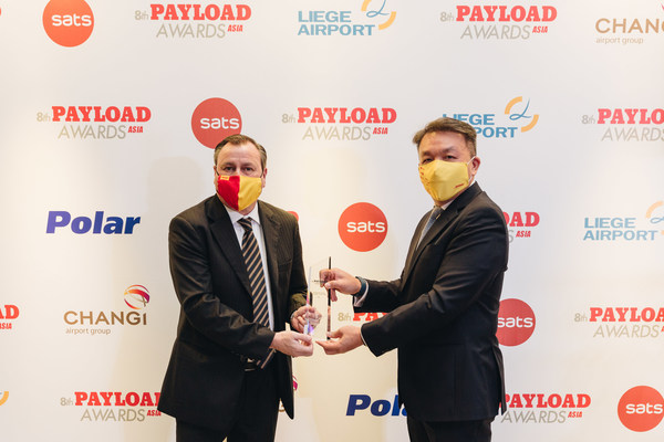DHL Express recognized as Global Express Provider of the Year
