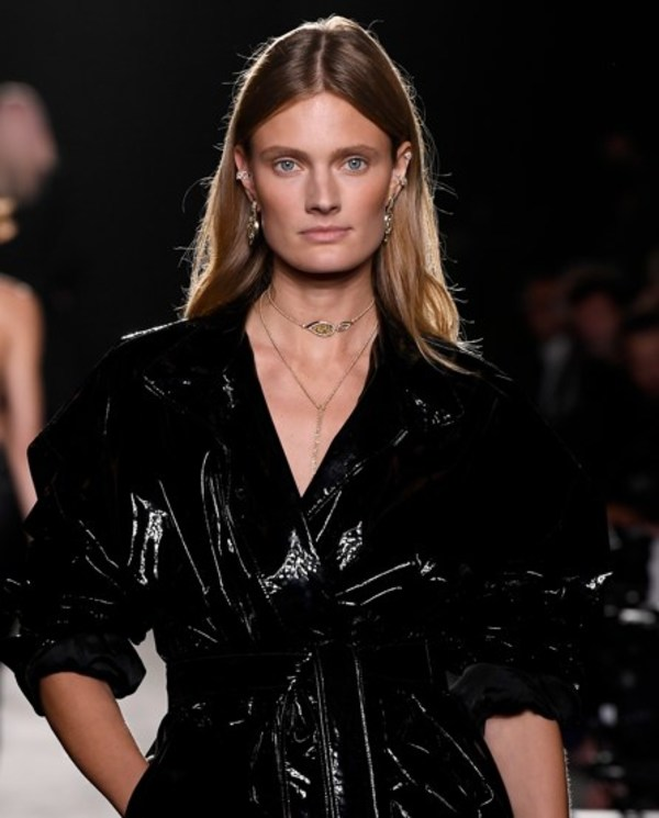 Constance Jablonski, Messika by Kate Moss