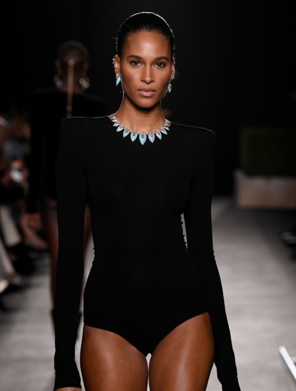 Cindy Bruna, Messika by Kate Moss