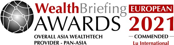 'OVERALL ASIA WEALTHTECH PROVIDER'Award