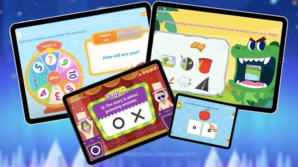 POLY English Vietnam Launches POLY ONE - An All-in-one Innovative Learning Platform