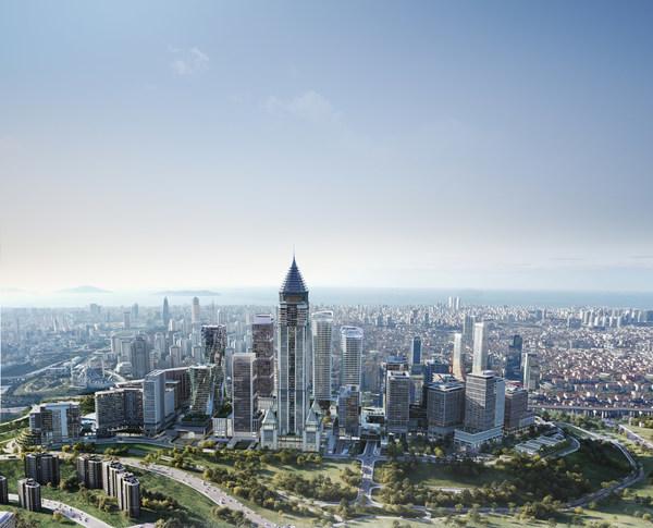 伊斯坦布尔金融中心助力土耳其跻身10大经济体