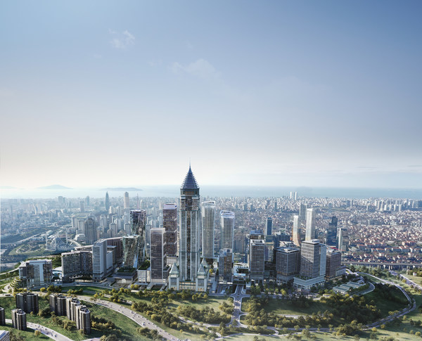 Istanbul Financial Center to support Turkey's ambition to become a top 10 global economy