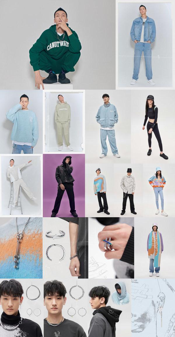 William Chan氏のCANOTWAIT_が2021年秋冬コレクションを発表