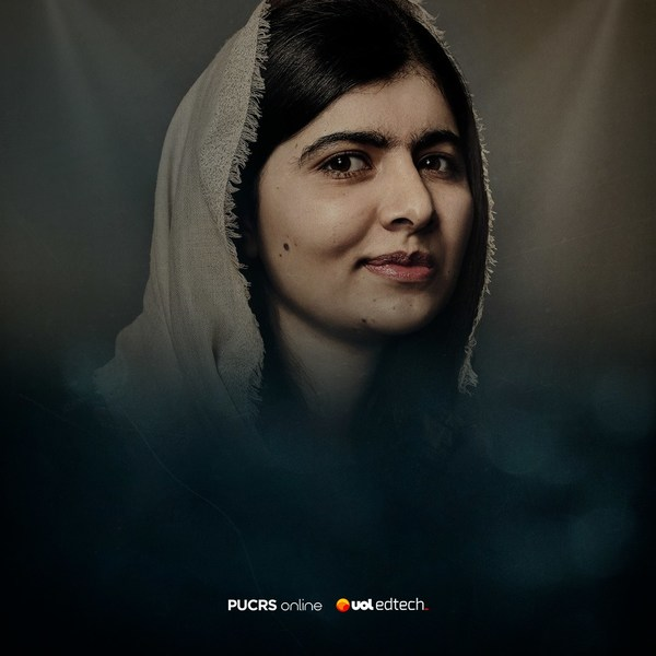 UOL EdTech and PUCRS promote a lecture with Malala Yousafzai, Nobel Prize Winner