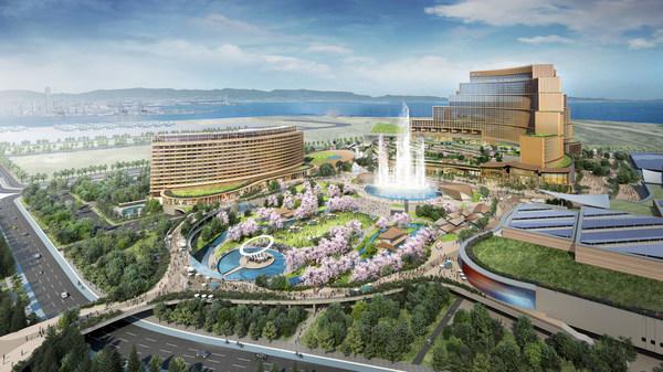 美高梅将在日本大阪开发综合度假目的地