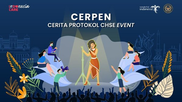 Through the Socialization of the CHSE Event Protocol Story (CERPEN), the Indonesian MoTCE Restores the Passion of the Event Industry in Various Regions