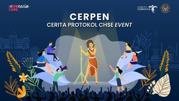 Lewat Sosialisasi Cerita Protokol CHSE Event (CERPEN), Kemenparekraf Kembalikan Gairah Industri Event di Berbagai Daerah
