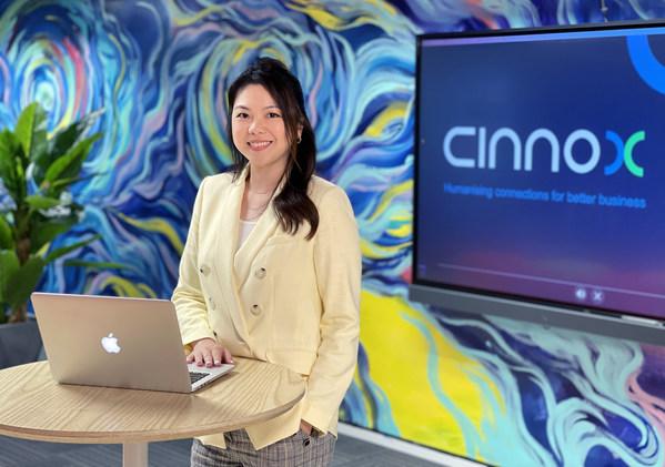 CINNOX首席策略總監黃沛詩女士。