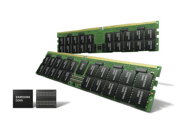 三星14纳米EUV DDR5 DRAM正式量产