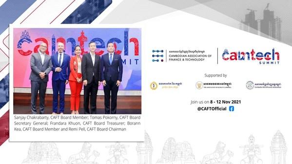 Camtech Summit 2021: Showcasing Cambodia's FinTech and Tech Landscape through Inclusiveness