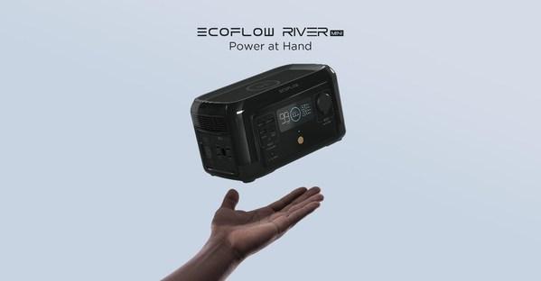 EcoFlow ra mắt trạm sạc di động EcoFlow RIVER mini