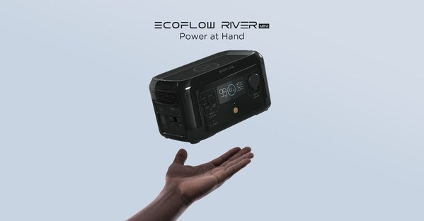EcoFlow Launches the RIVER mini Portable Power Station