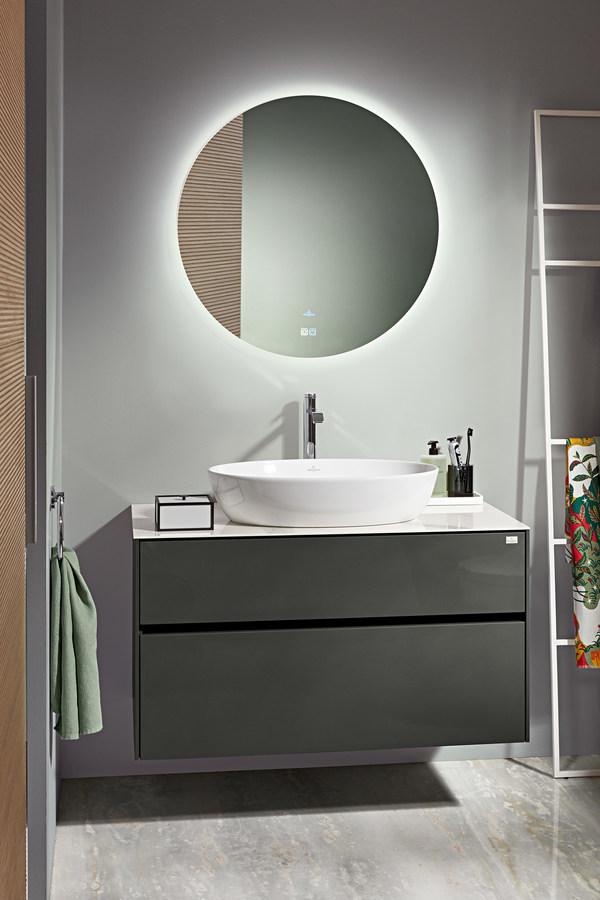 德国唯宝天际-Horizon 系列浴室家具全新上市