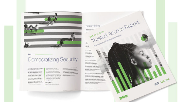 Hybrid Work Pushes to End Passwords: Cisco's Duo Security Report Finds Biometric Authentications Surge Significantly During Pandemic