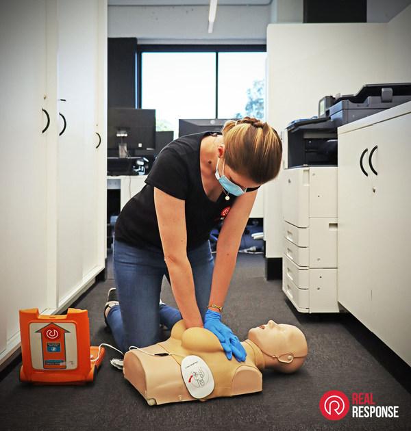Restart-A-Heart Day - Targets Aussie Women
