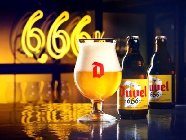 献礼150周年 比利时DUVEL推出全新金色督威6.66度啤酒