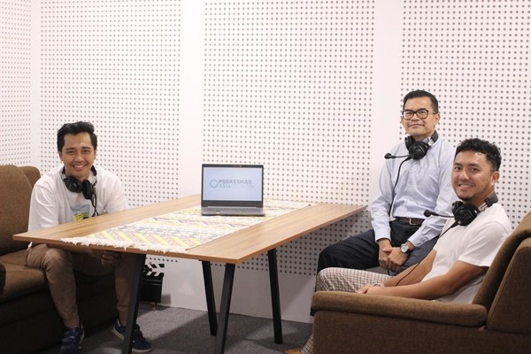 Podkesmas Asia Network Brings Indonesian Podcasts to the Global Stage Collaborating with Spotify