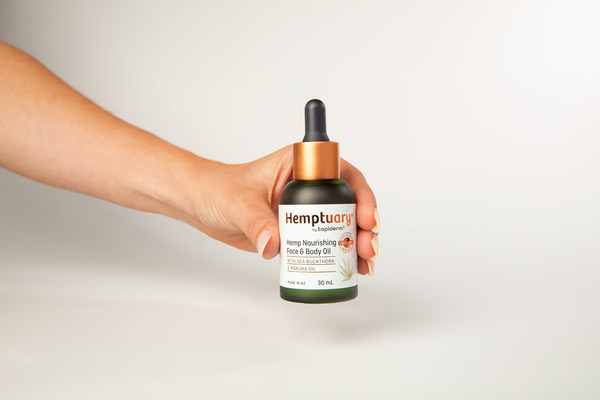 AFT Launches NZ-Made, 100% Natural, 90% Recyclable Hemptuary® Skincare Range