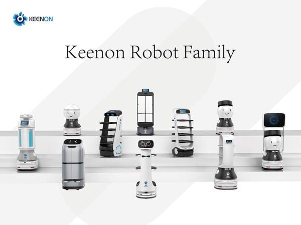 Keenon Robotics Reveals Innovative Restaurant Robotics Products and Solutions at FOODtech Japan 2021