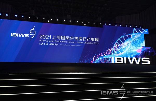 International Biopharma Industry Week Shanghai 2021 Opens