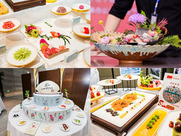 """""""Liaoning Cuisine - 2021 Northeast Asia Popular Cuisine Culture Exchange Week"""" opens in NE China's Shenyang"""