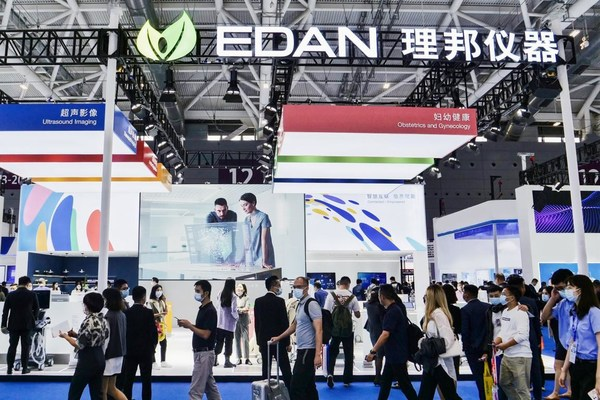 理邦@2021 CMEF秋,助力中国医疗信息化进入智慧时代