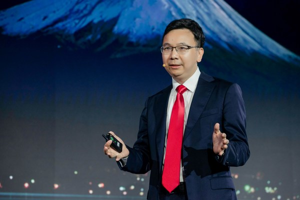 Huawei's Yang Chaobin: Innovation for 5Gigaverse Society