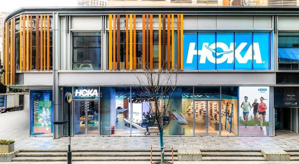 HOKA ONE ONE(R)全球首家直营品牌体验店正式开业