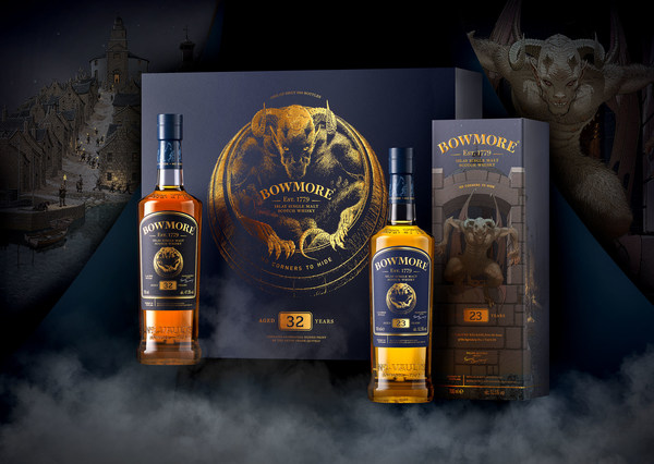 Introducing Bowmore® No Corners to Hide to Global Travel Retail