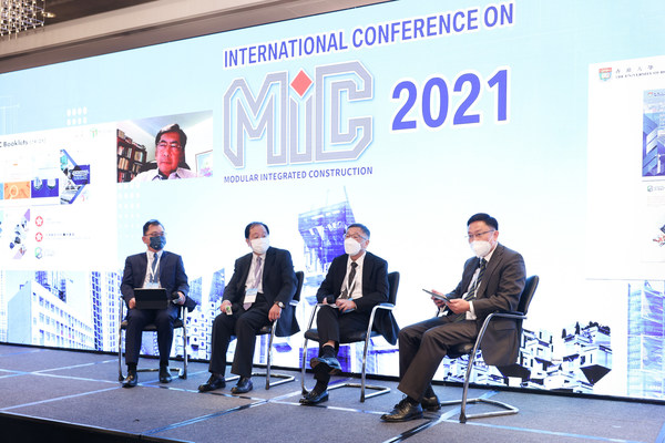 International MiC Experts Gather in Hong Kong for the International Conference on Modular Integrated Construction 2021