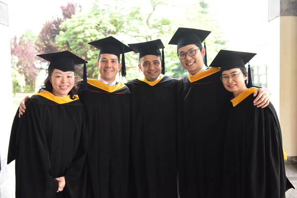 CEIBS #2 for second straight year in FT's EMBA ranking