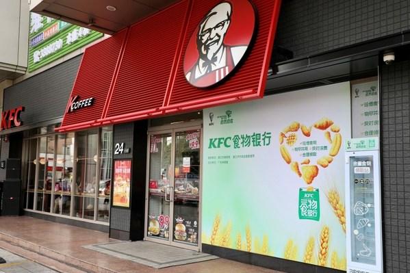 百胜中国推进食物银行项目 进一步强化承诺减少食物浪费