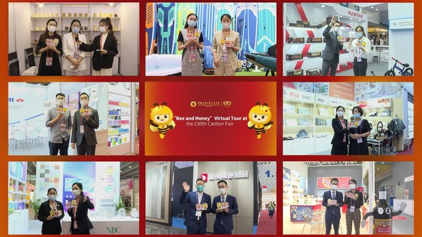 """Leading the New Trend:130th Canton Fair Initiates """"Bee and Honey"""" Virtual Tour"""