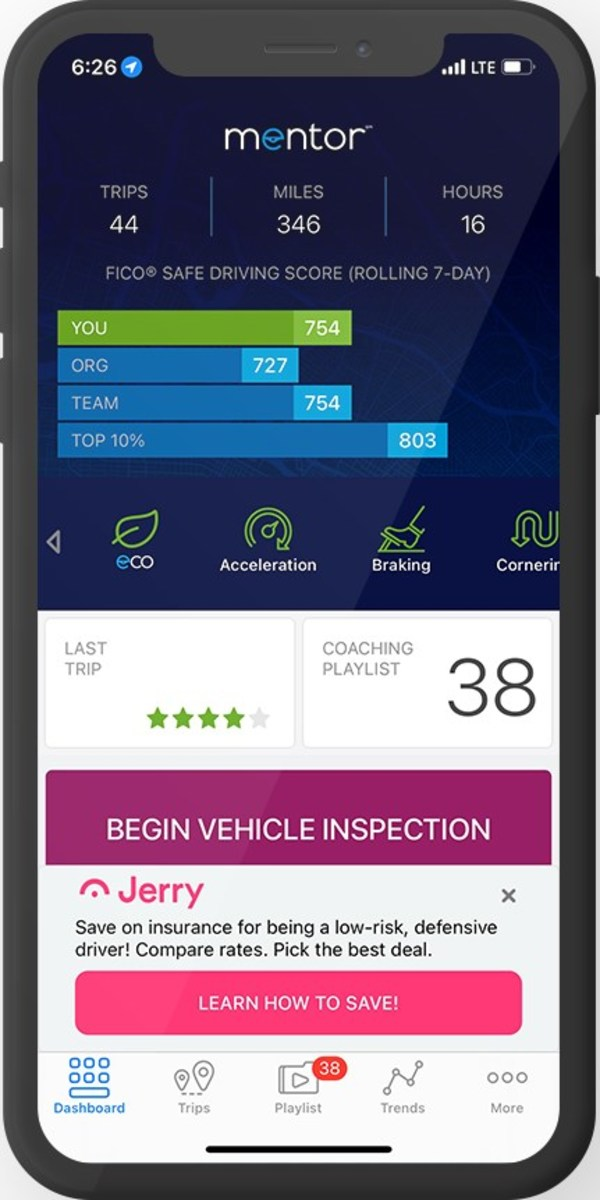 eDriving Partners with Jerry to Secure Personal Car Insurance Savings for Mentor App Users