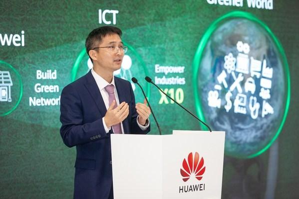 화웨이, Informa Tech와 '녹색 개발 위한 녹색 ICT' 정상회의 개최