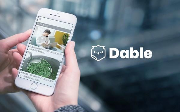 Dable hiện là nền tảng khám phá nội dung chiếm thị phần lớn nhất ở Đài Loan