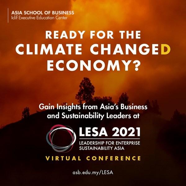 亞洲商學院:準備好應對氣候變化對經濟的影響了嗎?