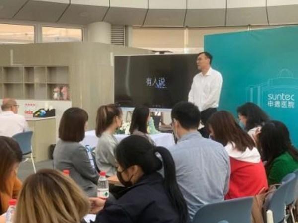 上海申德医院成立两周年庆典暨外科手术中心开放日活动隆重举办