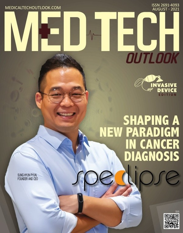 Speclipse included in MedTech Outlook rating of top 10 non-invasive device companies