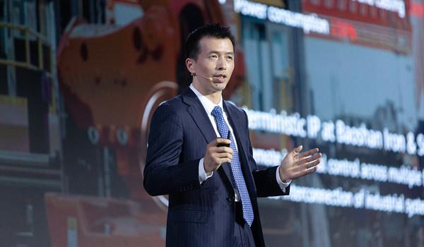 Chủ tịch Peng Song của Huawei khẳng định Mô hình CAF là chìa khóa để xây dựng khả năng cạnh tranh của mạng và thúc đẩy tăng trưởng