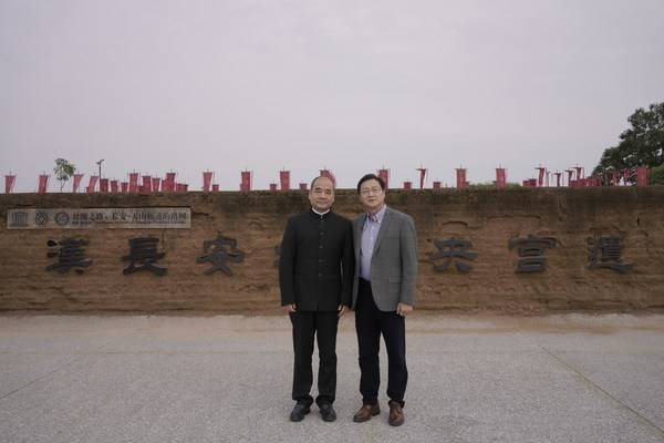 中国网:《似是故人来》第二季丝路长安篇杀青