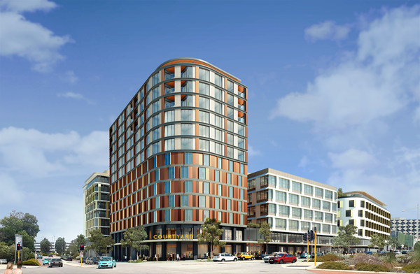 Marriott International Continues To Expand Footprint In Australia With The Introduction Of The Courtyard By Marriott Brand To Perth