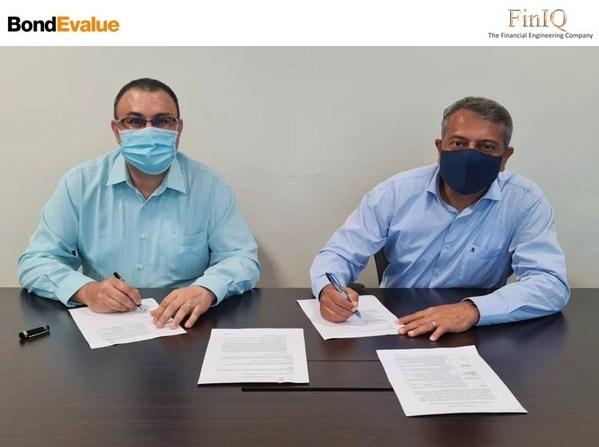 BondEvalue and FinIQ sign MOU to offer fractional bonds